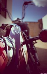 Old custom (Rapha777) Tags: virago vintage retro motors motorcycle cars welldone xvs 250 yamaha vstar vinho perolizada 1998 1999 pintura cor moto custom estradeira wax bike