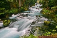 Sept 5, 2013 Sahalie Falls - - McKenzie River - Hwy 126 (44) (Dale Gerdes) Tags: oregon sahalie falls waterfall waterfalls