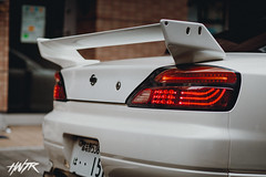 Yuji Iwakami's S15 Silvia (HntrShoots) Tags: blue s15 silvia sr20 yokohama japan stancenation speedhunters hntr bride volk wheels racing race ebisu circuit tsukuba hks canibeat