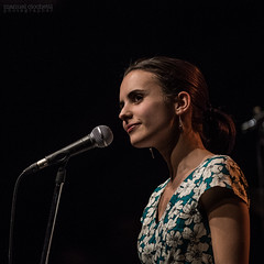 Andrea Motis & Joan Chamorro Group  @ Blue Note Milano 17-05-2017