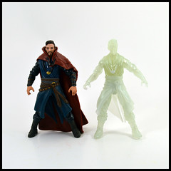Doctor Strange [movie 2-pack] (Corey's Toybox) Tags: actionfigure figure toy doctorstrange drstrange movie 2pack marvel hasbro marvellegends 375 astralprojection