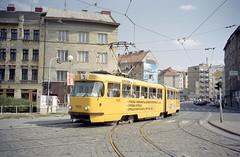 2004-08-10 Brno Tramway Nr.1105 (beranekp) Tags: czech brno brünn tramway tram tramvaj tranvia šalina strassenbahn elektrika električka tatra 1105