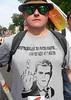 MARCHAS DE LA DIGNIDAD 2017 - Política - Trabajo (Fotos de Camisetas de SANTI OCHOA) Tags: trabajo peineta