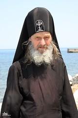 Духовник монастыря схиархимандрит Иона