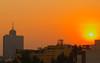 Orangina (Carlows) Tags: color orange anaranjado amarillo méxico df cdmx ciudad yellow orangina naranja orto wtc mexico dawn sunrise