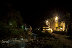 campertogno (erwinmazzia) Tags: campertogno monterosa valsesia canoe rafting river fiume night light loveit lovelly place