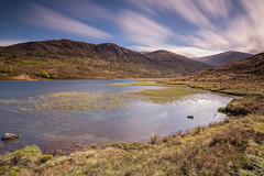 Glen Cannich .. (Gordie Broon.) Tags: glencannich lochsealbhanach scottishhighlands scotland landscape longexposure schottland scenery paysage ecosse hills collines scenic escocia reeds gaidhealtachd caledonia le paisaje cannich liatrie mullardochhouse muchrachd colinas scozia szkocja lac lago meer hugeln heuvels gordiebroonphotography sky clouds fleeting canon5dmklll canon1635f4l geotagged