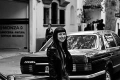 (camilafortunato33) Tags: chica girl woman mujer beautiful hermosa beauty nice cute barrio chino chinese tattoo piercing smile sonrisa flower
