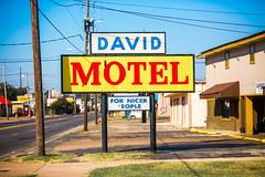 For Nicer People (Thomas Hawk) Tags: america caddo caddoparish davidmotel louisiana shreveport usa unitedstates unitedstatesofamerica motel fav10 fav25 fav50