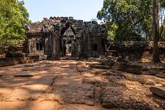 Temples at Angkor Wat