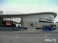 Estadio do Dragão en Oporto (Portugal) (albadgr) Tags: estadio fútbol soccer oporto porto dragão portugal