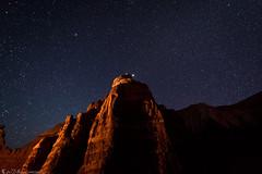 Jupiter Ascending (Bill Bowman) Tags: stars jupiter goblinvalley darksky night