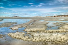 ABC_9388s (savillent) Tags: landscape tuktoyaktuk nt nwt northwest territories canada tourism travel north arctic climate snow ice water sky clouds environment beautiful beach sun spring saville home hdr earth day light june 2017