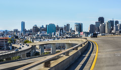 soma ramp (pbo31) Tags: bayarea california nikon d810 color june spring 2017 boury pbo31 sanfrancisco city urban over view skyline cocacola billboard exit