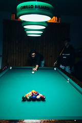Club 815 (tito_i) Tags: club biliardo billiard billiards underground american italy players 8 15 reportage fujifilm xe2 xf23mm onecameraonelens colors night nightlife