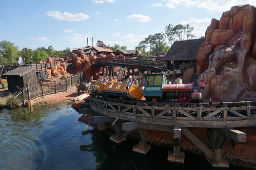 "Walt Disney World: Big Thunder Mountain Railroad • <a style=""font-size:0.8em;"" href=""http://www.flickr.com/photos/28558260@N04/34588218212/"" target=""_blank"">View on Flickr</a>"