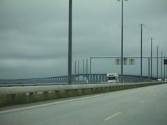 ØresundBridge (www.rubenholthuijsen.nl) Tags: oresund oeresund bridge denmark sweden 2011 l8r