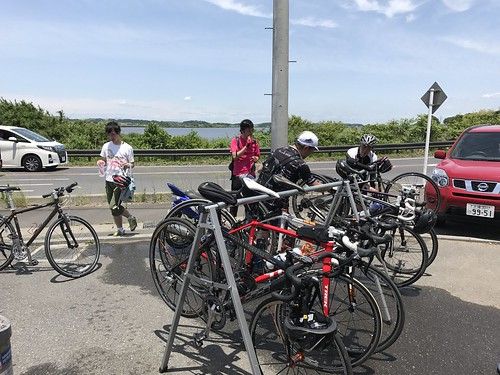 Kasu1 - Kasumigaura round trip by bike