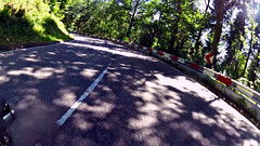 The joy of descending a winding road (david_m.hn) Tags: schwarzwald blackforest cycling radfahren landscape deutschland germany badenwürttemberg