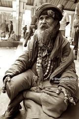 Shadu (shahjahansiraj.com) Tags: sadu baba bohemian bangladesh stphotographia
