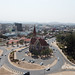 Windhoek view - the Christus Kirche