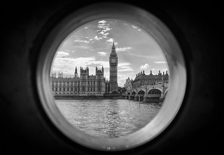 Porthole London by Simon Hadleigh-Sparks (On Explore 23rd May 2017)