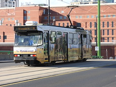 A242 Fly saa.com (damoN475photos) Tags: a242 aclass advertising yarratrams melbournetrams southafricaairlines latrobest route30 2017