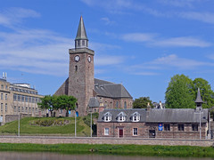 Old High Church (jrw080578) Tags: trees river church buildings scotland inverness riverness highlands