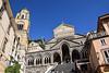 Duomo S. Andrea and Campanile, Amalfi