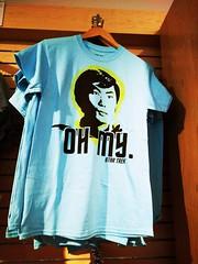 Oh My.  (Star Trek - Sulu T-Shirt) (Xomak) Tags: startrek sulu georgetakei ohmy