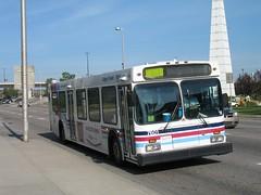 CT_7601_D40LF (Shahid Bhinder) Tags: mypictures transport transit newflyerbuses calgarytransit d40lf