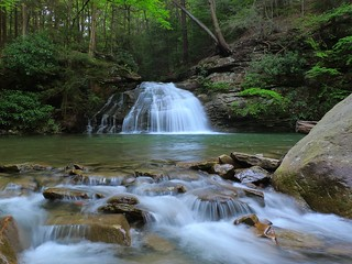 Bluehole Falls (2)