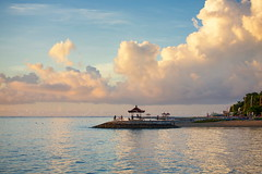 Sanur (Jokoleo) Tags: bali sanur morning beach sunrise dawn indonesia travel outdoor sand enjoy calm tranquil sea ocean sunset sky shore