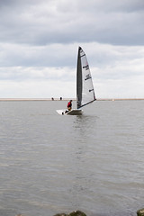 RS 350 (cathbooton) Tags: lake wirral sailing event may canon ef24105mm westkirby rs350 water reflection