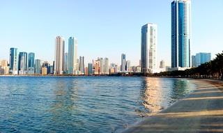 Al Mamzar corniche, Sharjah (2)