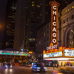 City Life around Chicago Theater thumbnail