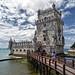 THE TOWER OF BELEM   -   LA TORRE DE BELEM