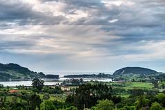 Selorio, Villaviciosa (ccc.39) Tags: asturias selorio villaviciosa rodiles ría árboles prados mar cantábrico costa