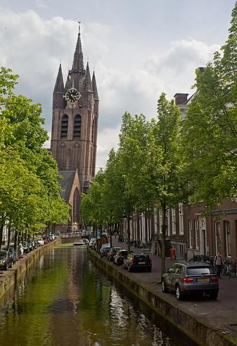 Delft - Oude Kerk