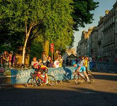 Tour Series (burnsmeisterj) Tags: olympus omd em1 thetourseries aberdeen scotland cycling street tour shadows httpwwwtourseriescouk