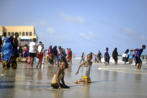 Scenes from Mogadishu during Eid Al-Fitr Celebrations