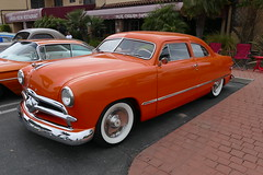 Shoebox Ford (bballchico) Tags: ford shoebox custom chopped bearmetalkustoms santamariainn westcoastkustomscruisinnationals 40s 1949