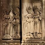 Asparas, Angkor Wat, Cambodia thumbnail