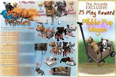JIAN Playful Pibbles (The Arcade June 2017) ([JIAN]) Tags: secondlife mesh thearcade gacha pets dogs companion wanderer jian animated pitbull terrier pibble puppy canine virtual