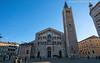 Duomo di Parma - Facciata