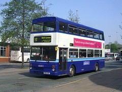 3055 Pool Meadow 21/04/09 (MCW1987) Tags: national express travel coventry mcw metrobus mk2 mk2a 3055 f55xof
