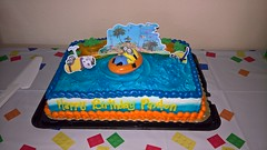 Paxton's 7th Birthday Party (heytampa) Tags: paxton hey birthday birthdayparty birthdaycake minions cake