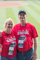 2017_NMSS_FRI_Erica11 (tapsadmin) Tags: ericagaffneyphotography outdoor vertical taps tapsfamily tapsseminar nationalmilitarysurvivorseminar nationalseminar 2017 washingtondc washingtonnationals baseball teams4taps memorialdayweekend survivors husbandandwife parents redshirt posed couple oldercouple smile