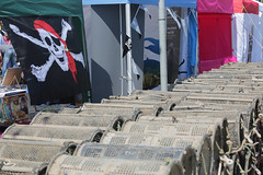 Conwy Pirate Weekend 2017 (www.dragonphotography.net) Tags: pirate conwy northwales conwyquay pirateship cannon cannonfire sailor sailboat fire piratedog dog dayout