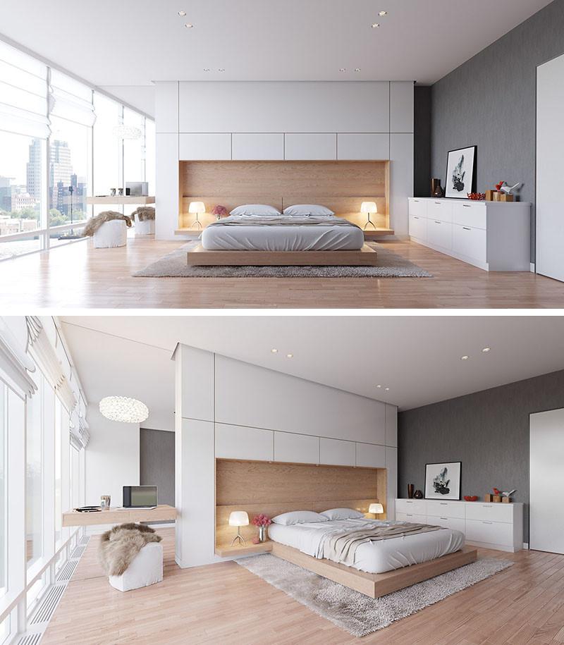 Artem Trigubchak, camera da letto